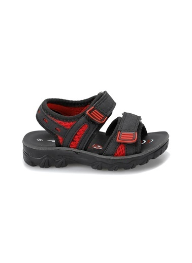 Spyman Sandalet Siyah